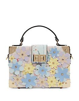 508e48441dc Aldo Campolano Box Flowers Bag