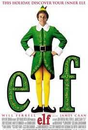 Elf Poster-After inadvertently wreaking havoc on the elf community due to his ungainly size, a man raised as an elf at the North Pole is sent to the U.S. in search of his true identity.Christmas classic