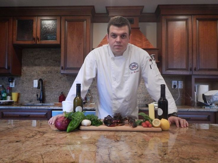 Let Chef Tim Weinhold prepare your next meal
