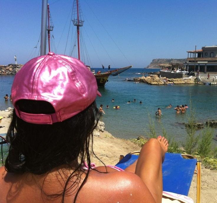 Holiday At Santorini