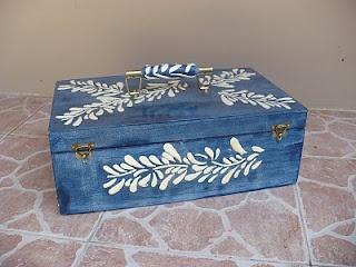 Caixa de Madeira: Wooden Case, Boxes, High-F Box