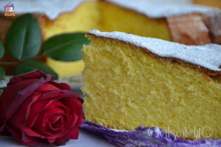 Torta Margherita, una ricetta classica per bambini e non solo, molto soffice, con ingredienti genuini.