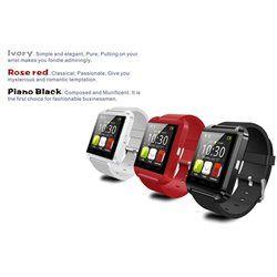 """U8 Wearable 1.48"""" Touch Screen Smart Watch w/ Bluetooth"""