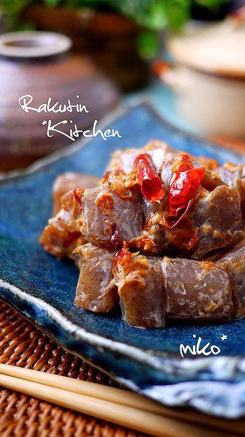 オイマヨかつおのピリ辛コンニャク炒め by putimiko [クックパッド] 簡単おいしいみんなのレシピが226万品