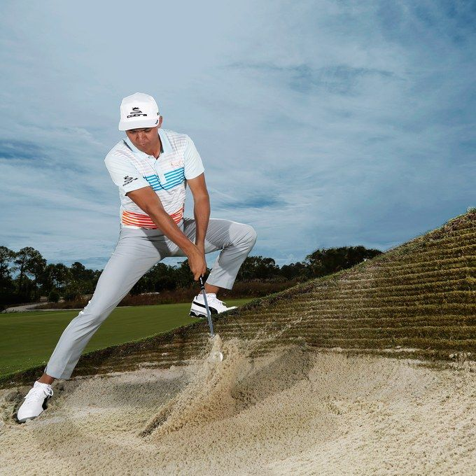 Golf Tip from Rickie Fowler: How to Handle any Bunker Shot