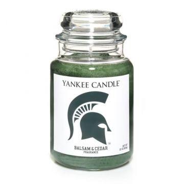 funny candles jar candles michigan state university michigan state