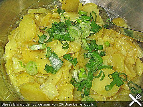 Original Wiener Erdäpfelsalat