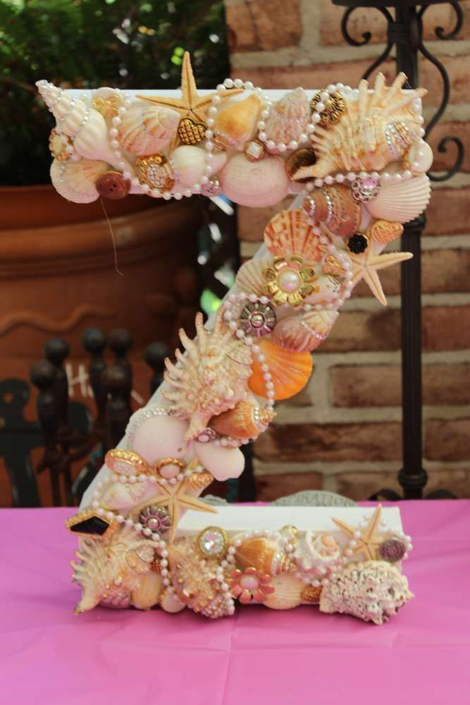 Under the Sea Baby Shower Party Ideas   Photo 1 of 45
