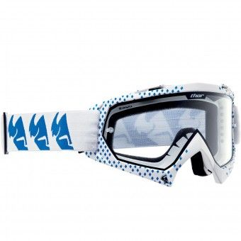 Masque Cross Thor Enemy Blue Diamond http://www.icasque.com/Equipement-cross/Equipement-moto-cross/Masque-Cross/Enemy-Blue-Diamond/