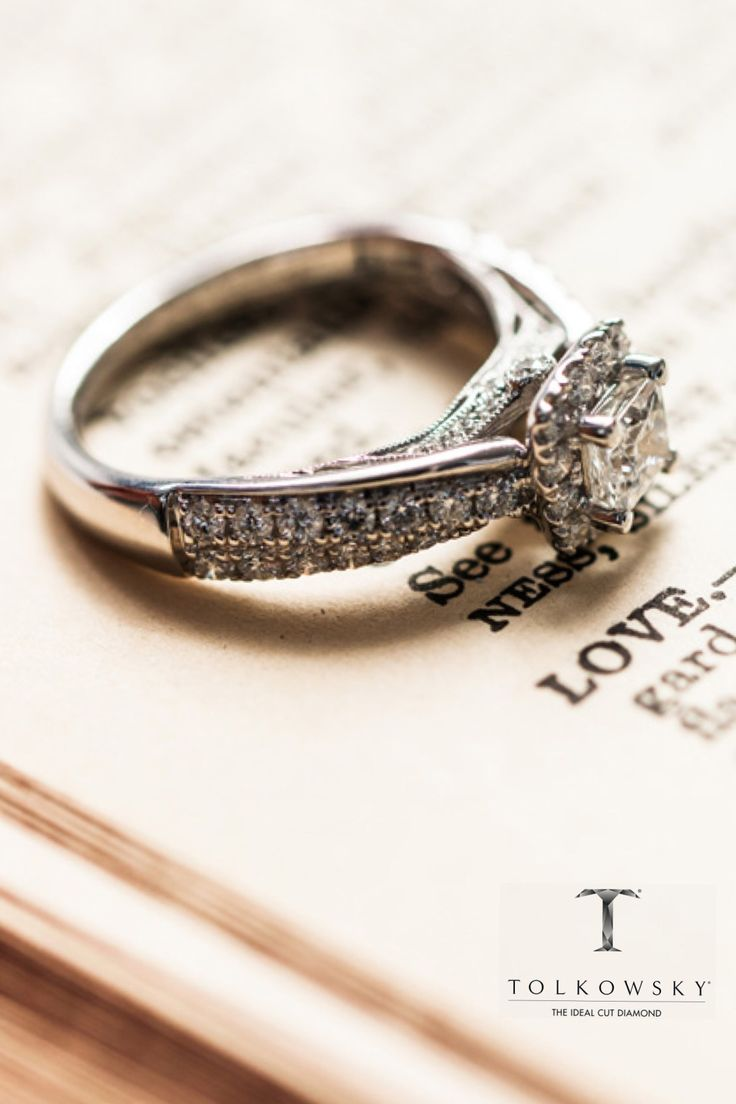 211 best Engagement Rings images on Pinterest Round diamonds