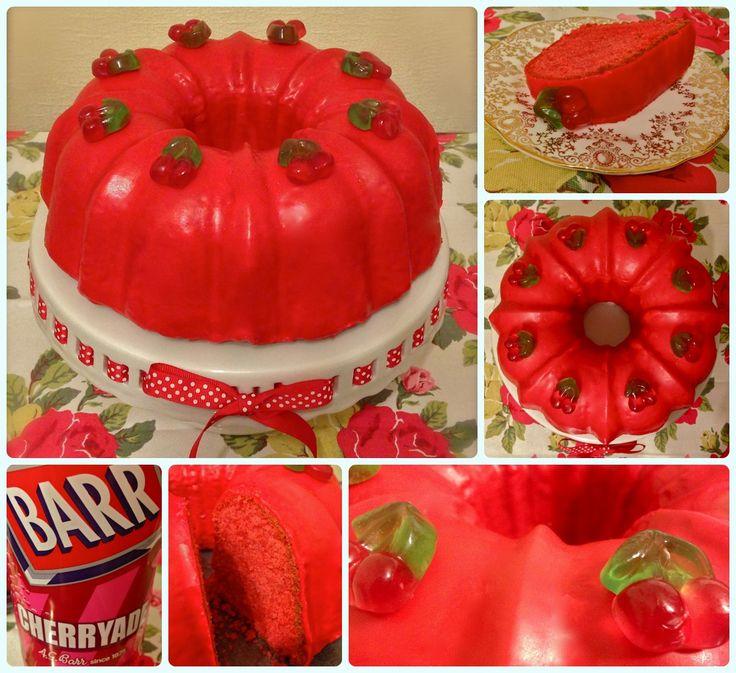 Cherryade Bundt Cake