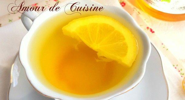boisson détox citron gingembre curcuma Bonjour tout le monde, Ne dites jamais que je n'ai pas ...