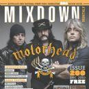 Lemmy, Mikkey Dee, Motörhead, Phil Campbell, Mixdown Magazine December 2010 Cover Photo - Australia