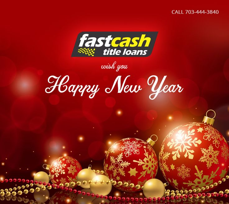 New Year is just round the corner... Planning to celebrate a new year with your family members and friends for a fabulous year ahead ?? Fast cash title loans offer loans at a low rate for all credit types !!! Apply now to get your title loan today!!  #titleloans #fasttitleloans #vehicletitleloans #title #loan #fastcashtitleloans http://fastcashtitleloansllc.com