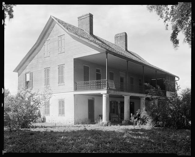 Rosebank St Francisville Vic W Feliciana Parish Louisiana American Vernacular