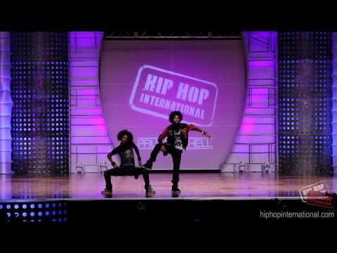 Warning- if you have never seen #LesTwins you are about to become completely obsessed. lol. - France 2012 World Hip Hop Dance Championship