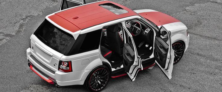 A. Kahn designs Range Rover sport: Designs Range, Design Imports, Auto Design, Range Rover Sport, Range Rovers, Land Rover Koenigsegg, Landrover