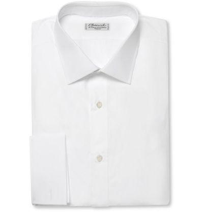 10 x vita skjortor - Artikel - Manolo
