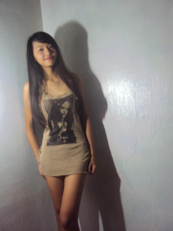 girl on brown