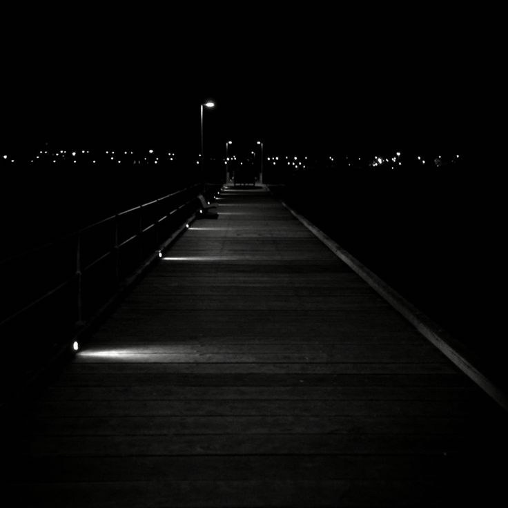 Early morning at Mordialloc Pier