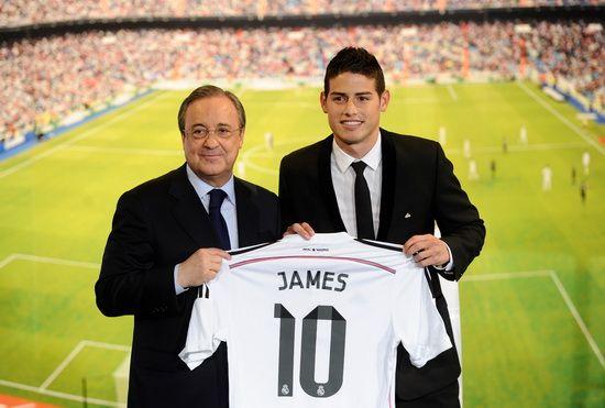 camiseta James,camisetas de James,camiseta James Real Madrid 2015...