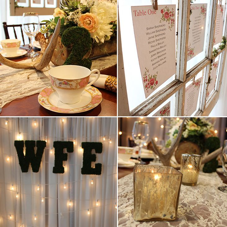 Special Event Rentals Planner of The Month - Wild Fire Events #RusticWedding