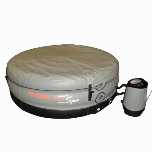 found it at wayfair prompt set deluxe portable 4 person spa - Wayfair Hot Tub