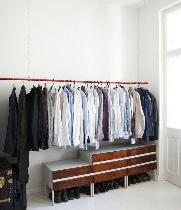 Die besten 25+ Offener kleiderschrank poco Ideen auf Pinterest - poco möbel schlafzimmer