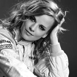 Scottish racing driver, Susie Wolff. Current Williams Formula One development…