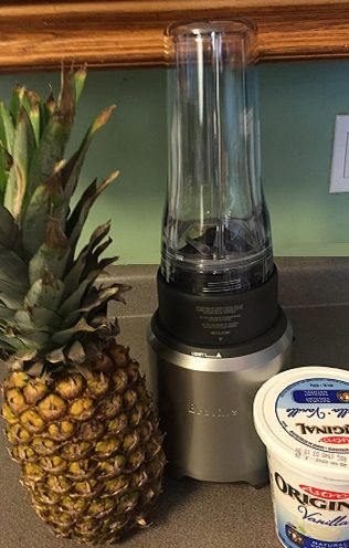 Summertime Pineapple Smoothie Recipe #Smoothies #Healthyliving #Recipe