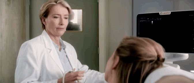 """The trailer also reveals a surprise appearance from Emma Thompson as Bridget's doctor. 