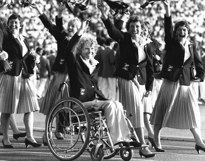 Neroli Fairhall, New Zealand, Women's Individual  Archery, 1984