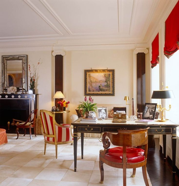Great Interior Designers: Brian J. McCarthy Interior Design