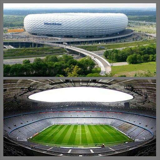 Allianz Arena, Bayern Munich