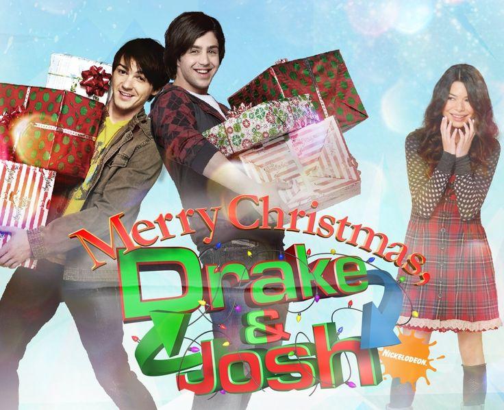 Miranda Cosgrove merry christmas drake n josh  | Download wallpaper Merry Christmas, Дрейк и Джош, Merry ...