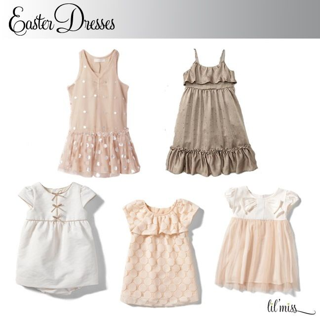 Easter Dresses For Toddlers