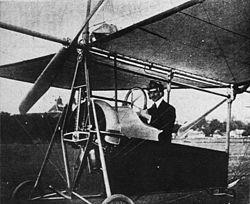 Aurel Vlaicu (1882-1913) - Romanian engineer, inventor, airplane constructor and aviation pioneer.