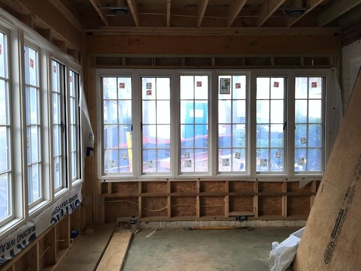 Our windows and doors are in! Catch up on our home renovation