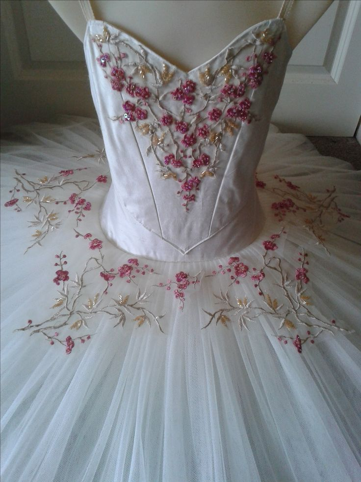 Classical ballet tutu by Margaret Shore                              …