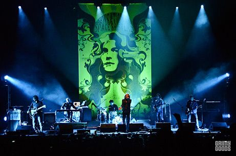Music Makers. Robert Plant and the Sensational Space Shifters at Shrine Auditorium.