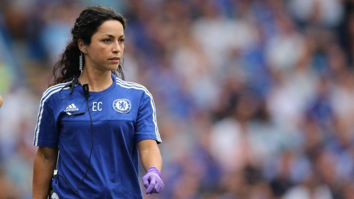 "Today, we want to nominate Eva Carneiro as our Woman of the Week who made headlines last year when she left Chelsea football club and made allegations of sexism during her time working there as the team's doctor.""It never even occurred to me there would be differences in what we could achieve, or what we were told we could achieve, by being girls or boys."""