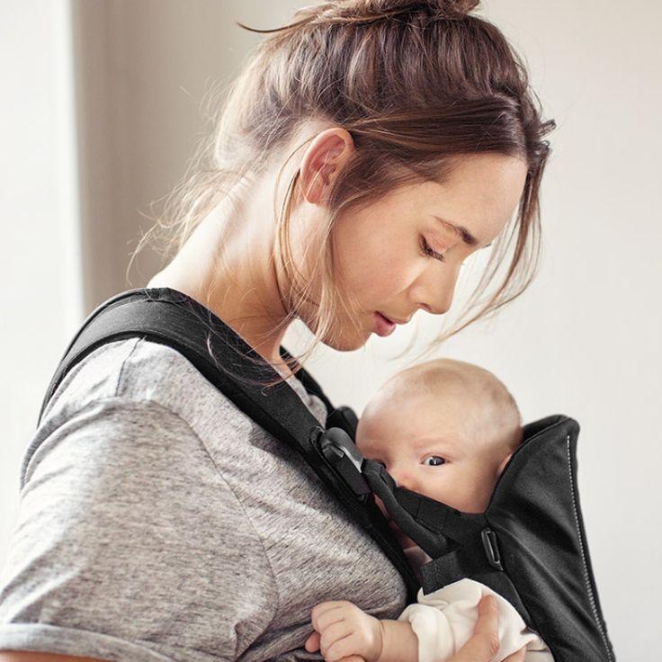Porte-bébé One de la marque BabyBjörn sur Berceau Magique