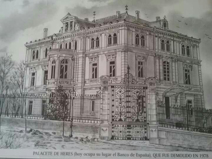 Palacio de Heres.calle Toreno
