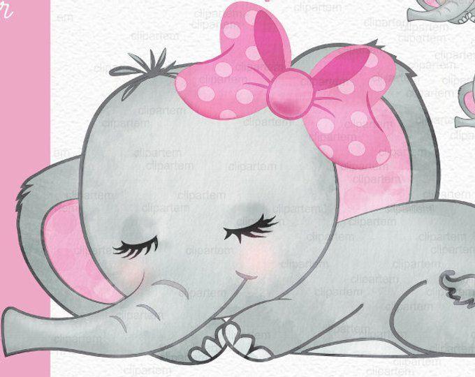 Elefante Chica Clip Arte Acuarela Acuarela Bebe Elefante Etsy Bebes Para Dibujar Pintura De Elefante Elefantes Bebe