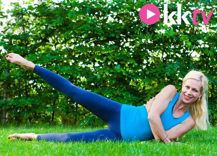 Øvelsene som gjør deg sterk og smidig