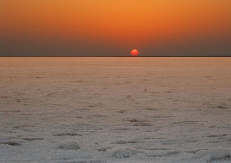 The Great Rann of Kutch (world's largest salt desert), Gujarat, India - (12 - Pictures)