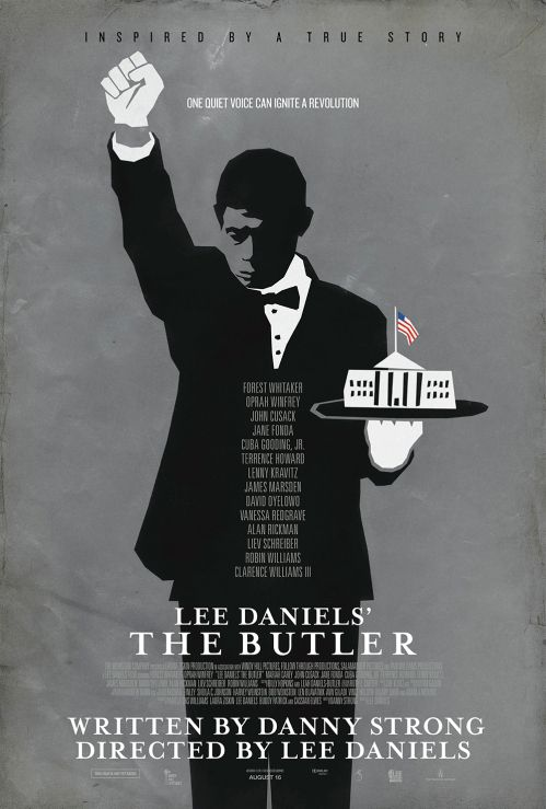 'Lee Daniels' The Butler' Gets First Posters Following MPAA Ruling | Variety