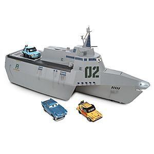 Battleship Cars  Finn Mcmissile