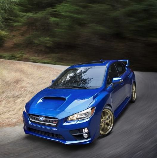 Oh Yes! The NEW 2015 #Subaru WRX STi photos leaked! Hit the pic to be the first to see them....