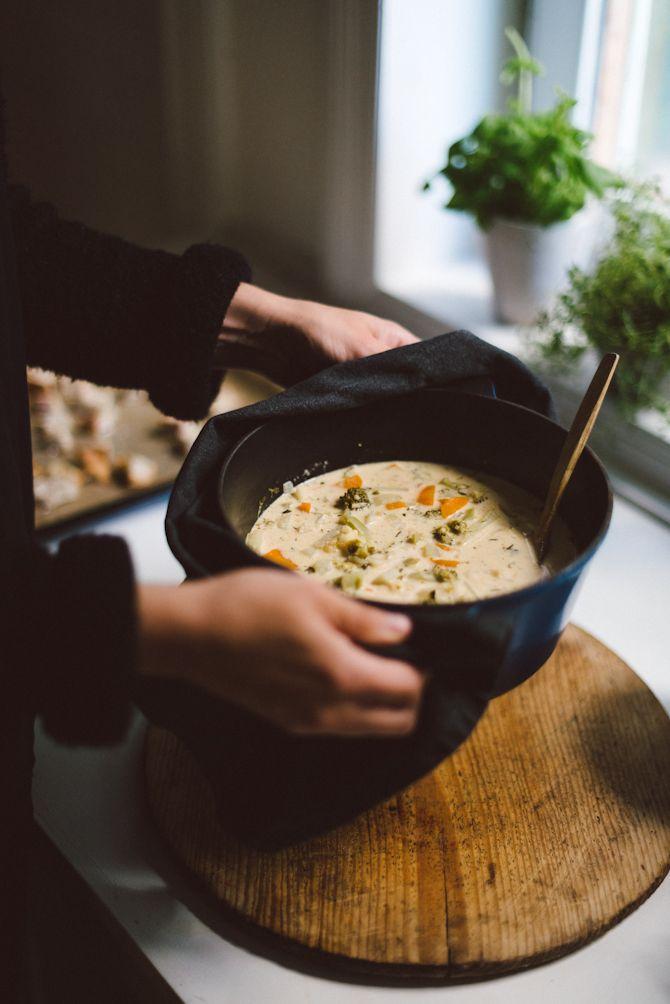 Veggie stew by Babes in Boyland